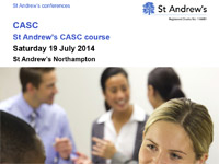 St Andrew's CASC Course