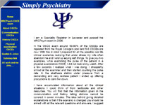 Simply Psychiatry